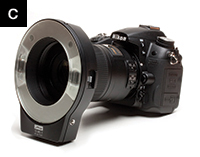 How To Use Promaster Rl Ring Flash